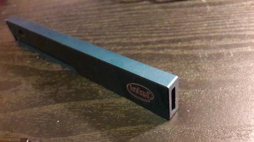 Intel RealSenseR200 camera